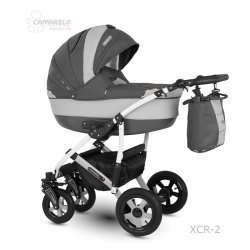 XCR-2a - Детская коляска Camarelo Carmela 2 в 1