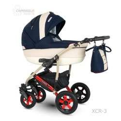 XCR-3a - Детская коляска Camarelo Carmela 2 в 1