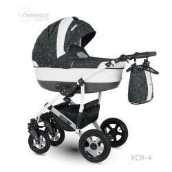 XCR-4a - Детская коляска Camarelo Carmela 2 в 1