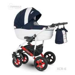 XCR-6a - Детская коляска Camarelo Carmela 2 в 1