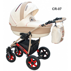 CR-07 - Детская коляска Camarelo Carmela 2 в 1