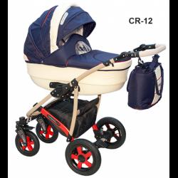 CR-12 - Детская коляска Camarelo Carmela 2 в 1
