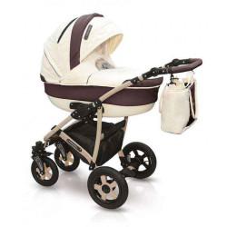 CR-21 - Детская коляска Camarelo Carmela 3 в 1