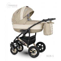 XCR-1a - Детская коляска Camarelo Carmela 3 в 1