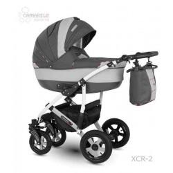XCR-2a - Детская коляска Camarelo Carmela 3 в 1