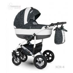 XCR-4a - Детская коляска Camarelo Carmela 3 в 1
