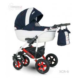 XCR-6a - Детская коляска Camarelo Carmela 3 в 1