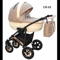 CR-03 - Детская коляска Camarelo Carmela 3 в 1