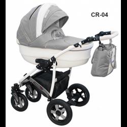 CR-04 - Детская коляска Camarelo Carmela 3 в 1