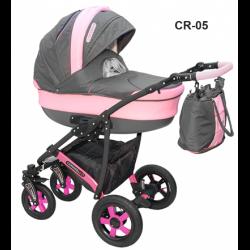 CR-05 - Детская коляска Camarelo Carmela 3 в 1