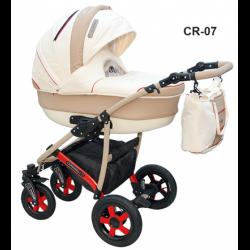 CR-07 - Детская коляска Camarelo Carmela 3 в 1