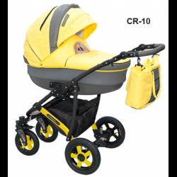 CR-10 - Детская коляска Camarelo Carmela 3 в 1