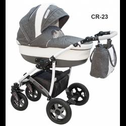 CR-23 - Детская коляска Camarelo Carmela 3 в 1