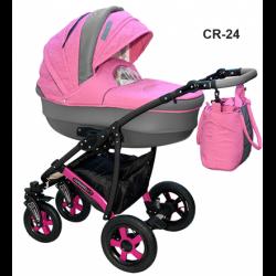 CR-24 - Детская коляска Camarelo Carmela 3 в 1