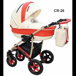 CR-26 - Детская коляска Camarelo Carmela 3 в 1