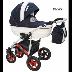 CR-27 - Детская коляска Camarelo Carmela 3 в 1