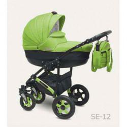 SE-12 - Детская коляска Camarelo Sevilla 2 в 1
