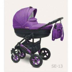 SE-13 - Детская коляска Camarelo Sevilla 2 в 1