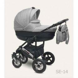 SE-14 - Детская коляска Camarelo Sevilla 2 в 1