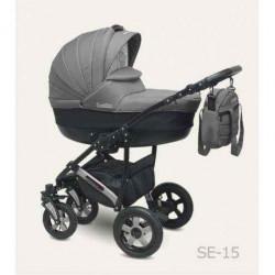 SE-15 - Детская коляска Camarelo Sevilla 2 в 1
