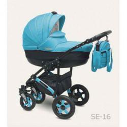 SE-16 - Детская коляска Camarelo Sevilla 2 в 1