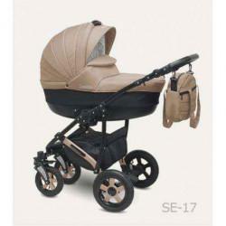SE-17 - Детская коляска Camarelo Sevilla 2 в 1