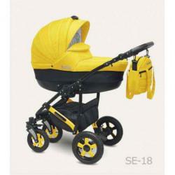 SE-18 - Детская коляска Camarelo Sevilla 3 в 1