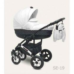 SE-19 - Детская коляска Camarelo Sevilla 2 в 1
