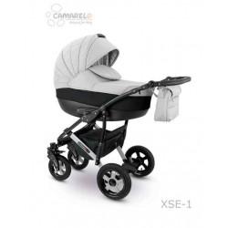XSE-01 - Детская коляска Camarelo Sevilla 3 в 1