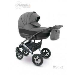 XSE-02 - Детская коляска Camarelo Sevilla 3 в 1