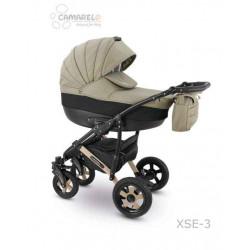 XSE-03 - Детская коляска Camarelo Sevilla 3 в 1