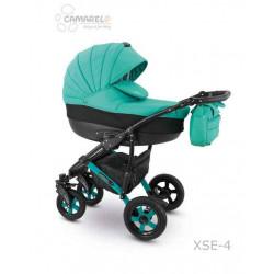 XSE-04 - Детская коляска Camarelo Sevilla 3 в 1