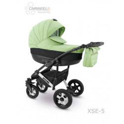 XSE-05 - Детская коляска Camarelo Sevilla 3 в 1
