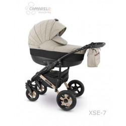 XSE-07 - Детская коляска Camarelo Sevilla 3 в 1