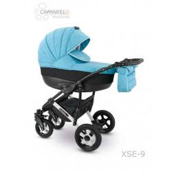 XSE-09 - Детская коляска Camarelo Sevilla 3 в 1