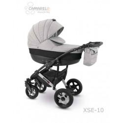 XSE-10 - Детская коляска Camarelo Sevilla 3 в 1