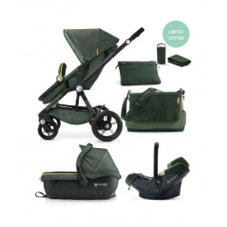 Jungle Green - Детская коляска Concord Neo Travel Set (3 в 1) Limited Edition