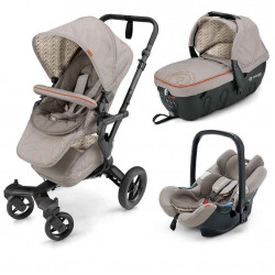 cool beige - Коляски Concord Neo Travel Set (3 в 1), люлька Sleeper, автокресло Air
