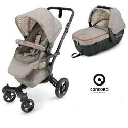 cool grey - Детская коляска Concord Neo 2 в 1