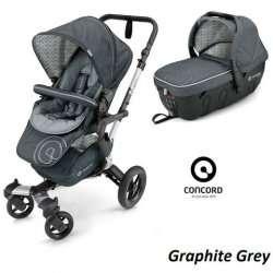 graphite grey - Concord Neo 2 в 1