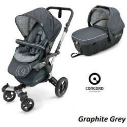 graphite grey - Детская коляска Concord Neo 2 в 1
