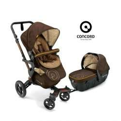 walnut brown - Concord Neo 2 в 1