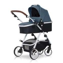 Adriatic - Детская коляска EasyGo Optimo 2 в 1