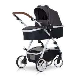 Anthracite - Детская коляска EasyGo Optimo 2 в 1