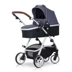 Denim - Детская коляска EasyGo Optimo 2 в 1