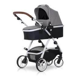 Grey Fox - Детская коляска EasyGo Optimo 2 в 1