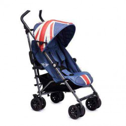 Union Jack Vintage - Детская коляска-трость Easywalker MINI by EW buggy +