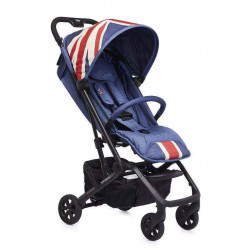 Union Jack Vintage - Детская коляска MINI by Easywalker Buggy XS