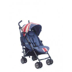 Union Jack Vintage - Детская коляска-трость Easywalker MINI by EW buggy