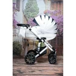 01z - Детская коляска Esperanza Victoria Lux 3 в 1